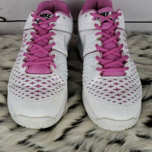 Women's Nike Tennis Shoes Air Cage Advantage